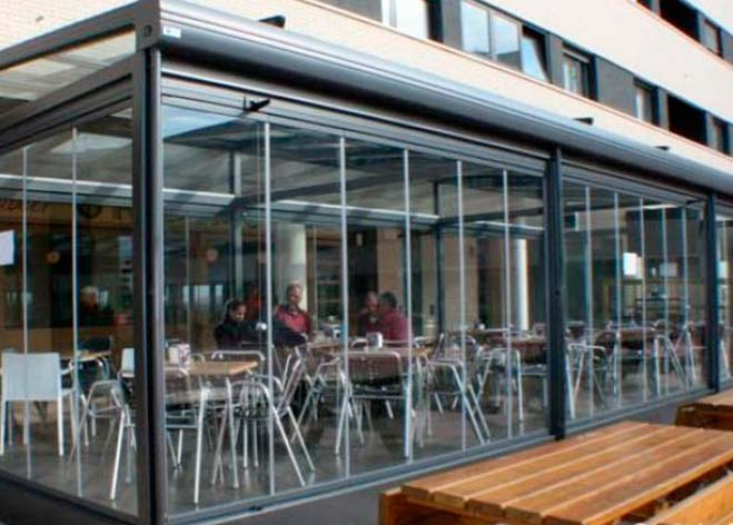 Instalacion de Terrazas para hostelería