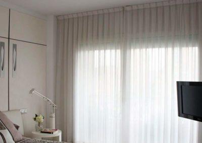 cortina tradicional en lamitek pamplona