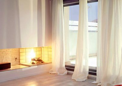 cortina tradicional lamitek pamplona