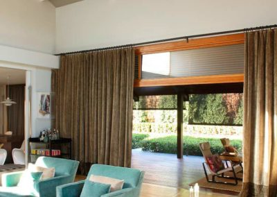 cortina tradicional lamitek proteccion solar pamplona