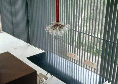 cortina vertical lamitek pamplona