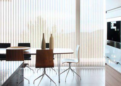 cortinas verticales lamitek en pamplona