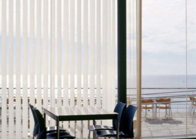 cortinas verticales lamitek pamplona
