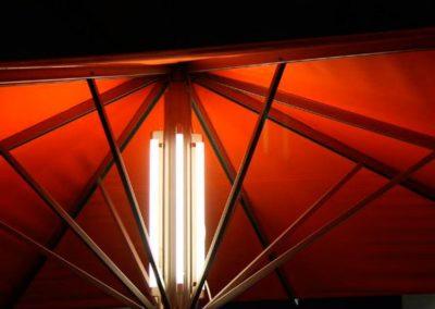 empresa de toldos en pamplona parasol lamitek
