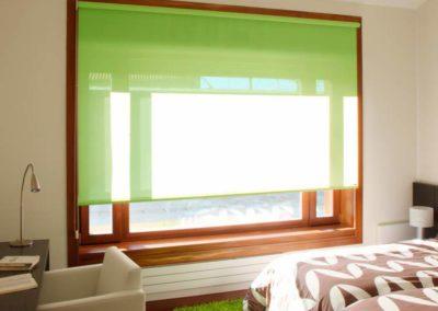 instalacion cortina enrollable lamitek pamplona