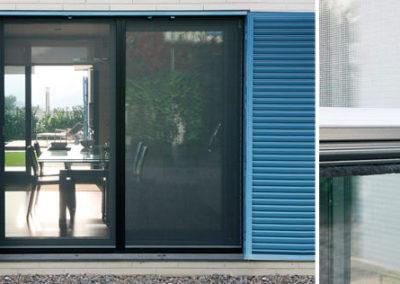 instalacion cortina mosquitera lamitek en pamplona