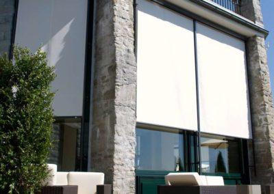 instalacion cortinas exteriores lamitek pamplona