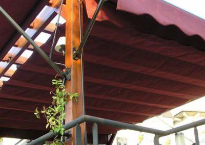 instalacion de toldo plano pamplona lamitek