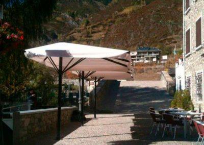 instalacion de toldos en pamplona parasol lamitek