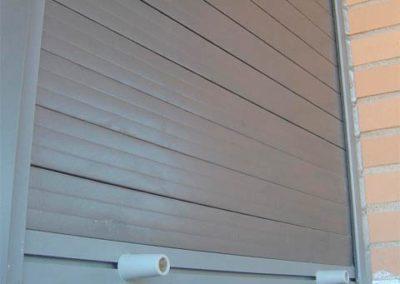 instalacion persianas carpinteria metalica lamitek en pamplona