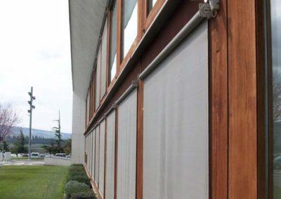 cortina exterior en pamplona acunsa