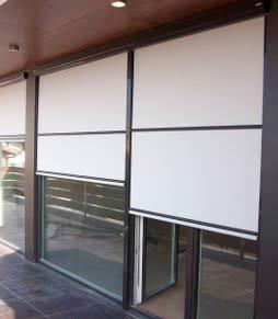 cortina exterior pamplona vivienda