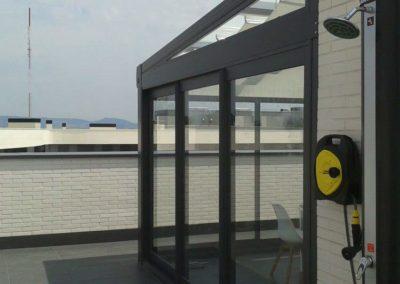 empresa cerramientos pamplona de atico en ardoi