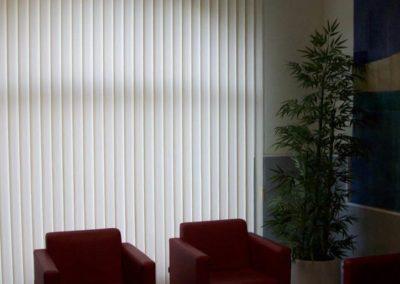 empresa de cortinas verticales en pamplona residencia