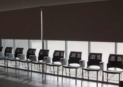 empresa de instalacion de cortinas oscurantes motorizadas pamplona civivox