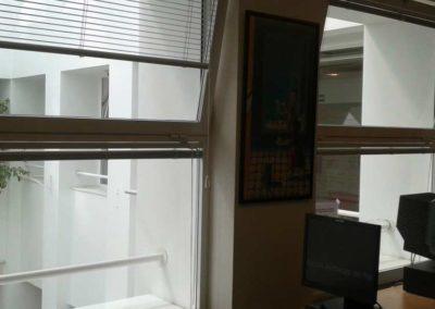 empresa de instalacion de cortinas venecianas de aluminio pamplona lamitek