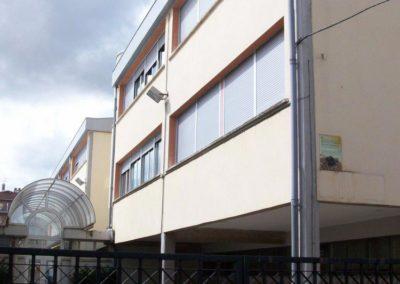 empresa de instalacion de laminas de control solar en pamplona en colegio