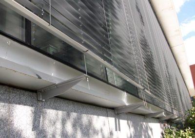 empresa de persianas exteriores edificio pamplona
