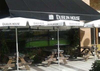 empresa de toldos en pamplona terraza dublin