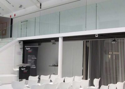 empresa instalacion laminas control solar en pamplona