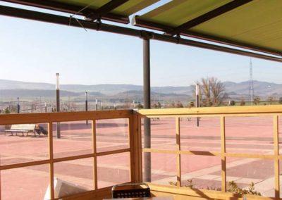empresa instalacion toldos en pamplona terraza bar