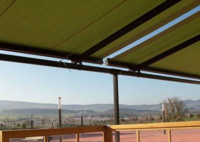 empresa instalacion toldos pamplona terraza bar