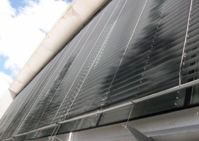 empresa persiana exterior edificio pamplona