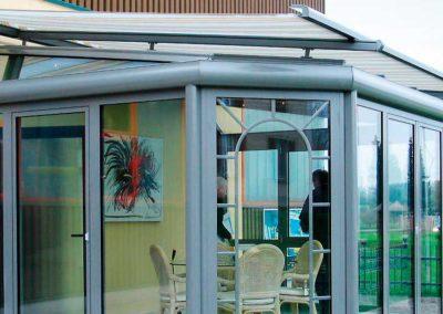 empresa toldo veranda pamplona lamitek