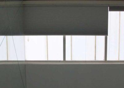 instalacion cortina plisada motorizada en pamplona lamitek cein