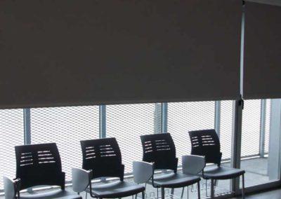 instalacion cortinas oscurantes motorizadas pamplona civivox