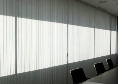 instalacion cortinas pamplona oficina sinase