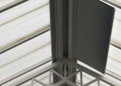 instalacion cortinas plisadas motorizadas pamplona lamitek cein