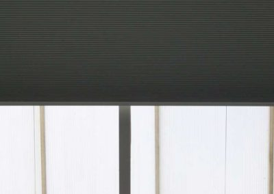 instalacion de cortina plisada motorizada pamplona lamitek cein