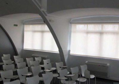 instalacion de cortinas enrollables pamplona lamitek cein
