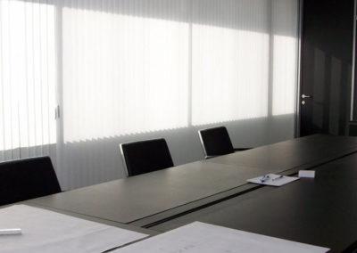 instalacion de cortinas pamplona oficina sinase
