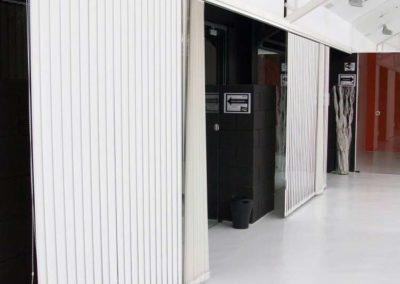 instalacion de cortinas plisadas motorizadas en pamplona lamitek cein