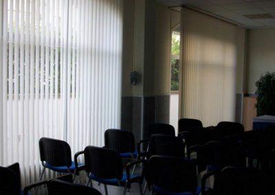 instalacion de cortinas verticales pamplona residencia