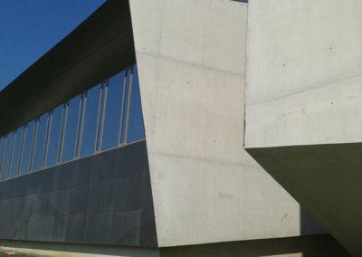 instalacion de laminas control solar en pamplona universidad