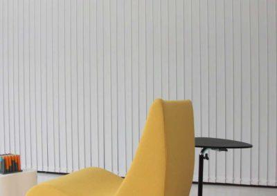 instalacion laminas de control solar en vidrios pamplona
