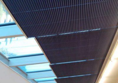 motorizacion cortina plisada pamplona lamitek centro salud