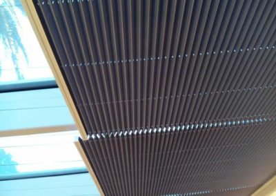 motorizacion de cortinas plisadas en pamplona lamitek centro salud