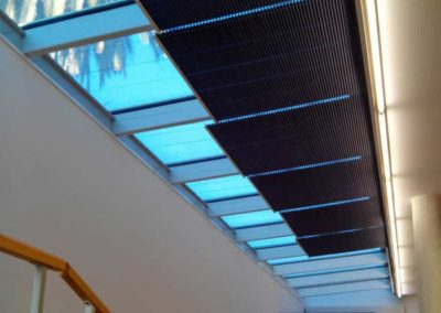 empresa motorizacion cortina en pamplona lamitek centro salud