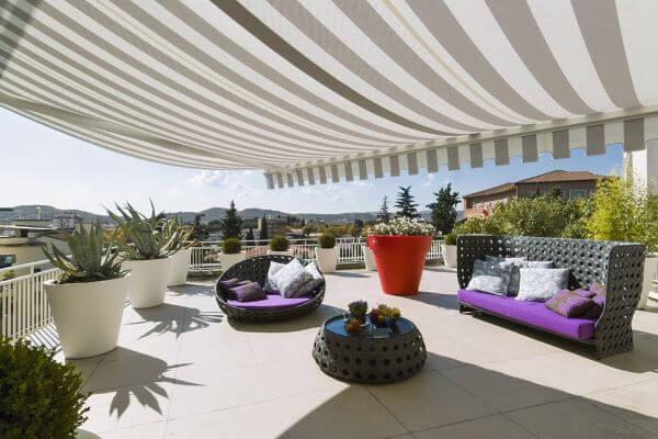 Toldos para terrazas Pamplona